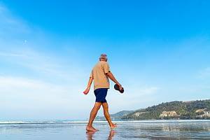 walking stroll exercise