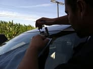 restoration of windshield