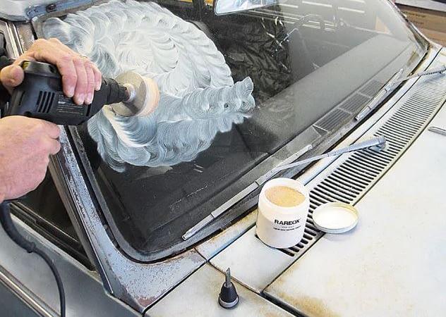 windscreen washing